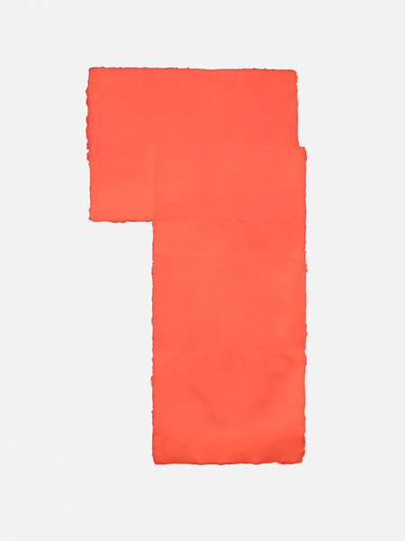 'Fabriano Collage (Orange)'