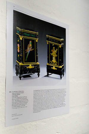 Modified Sotheby's Auction Catalogue Page 2015