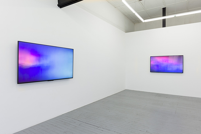 Cloudbusting,  Installation View