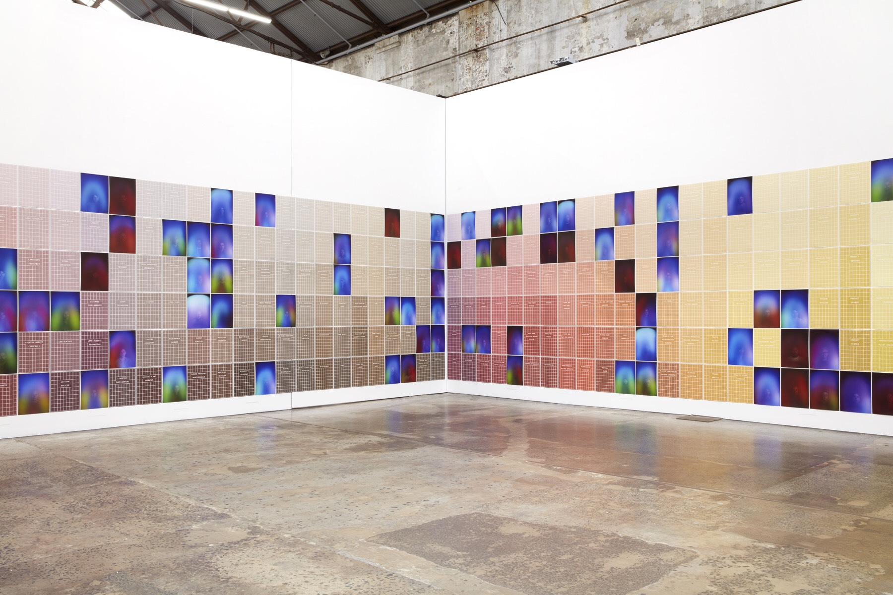 Kate Mitchell's All Auras Touch at Carriageworks