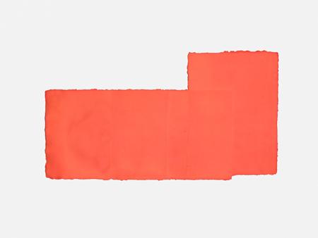 Fabriano Collage (Orange)
