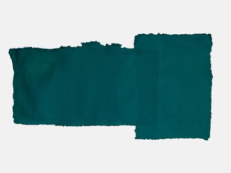 Fabriano Collage (Green)