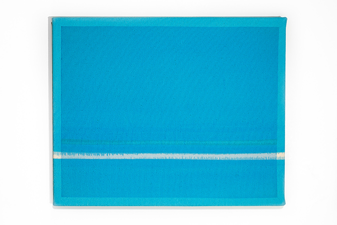 Untitled (Underlay light blue)