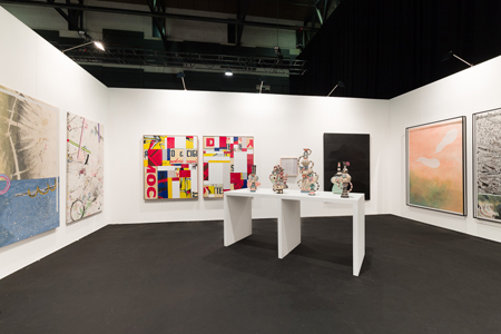 Sydney Contemporary: Booth A02 Carriage Works