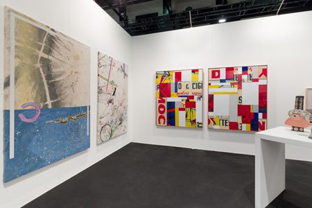 Sydney Contemporary: Booth A02 Carriage Works #2