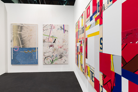 Sydney Contemporary: Booth A02 Carriage Works #3