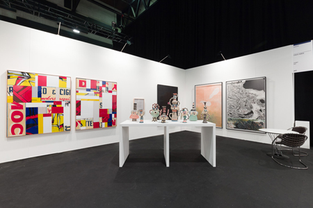 Sydney Contemporary: Booth A02 Carriage Works #4