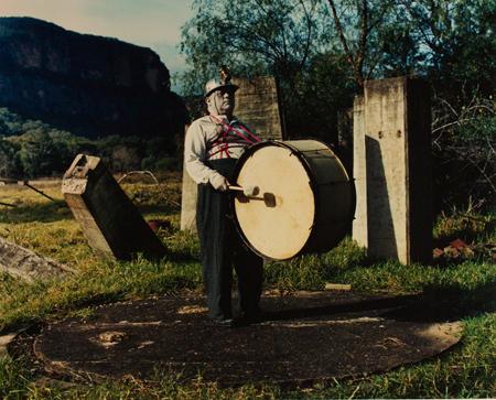 Strange Land # 11 (Miner - featuring John A. Douglas)