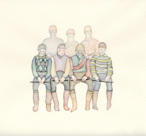 'Missing Persons Jockey Club'