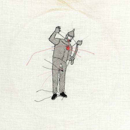 'Untitled (Uomo Della Latta)'