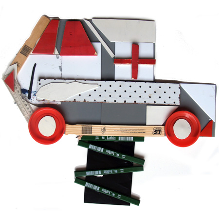 Ambulance Spring Rocker