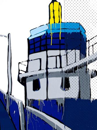 'Spit Bridge Control Tower'