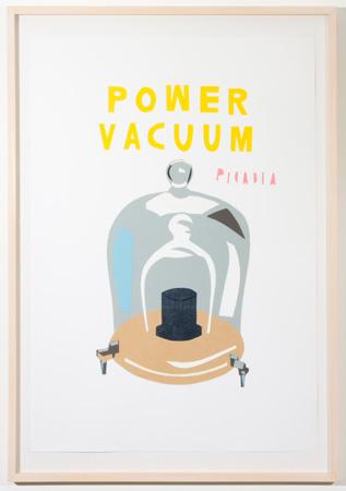 'Power Vacuum - Picabia'