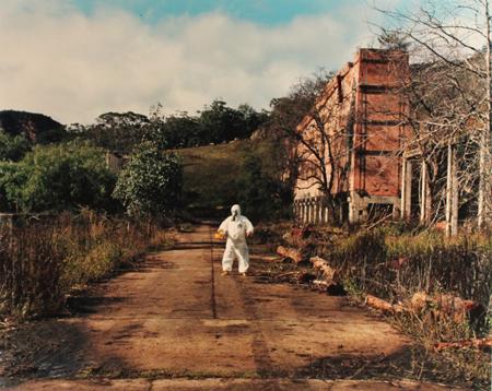 Strange Land # 8 (Decontamination - featuring John A. Douglas)