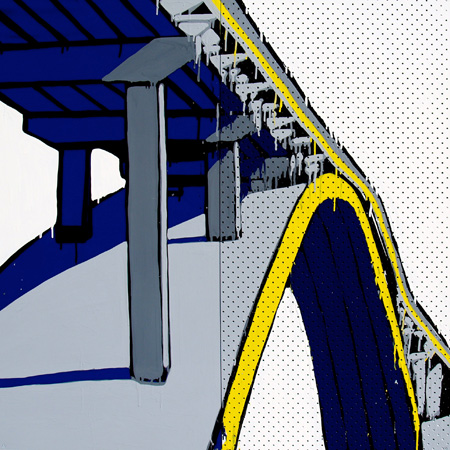 'Gladesville Bridge'