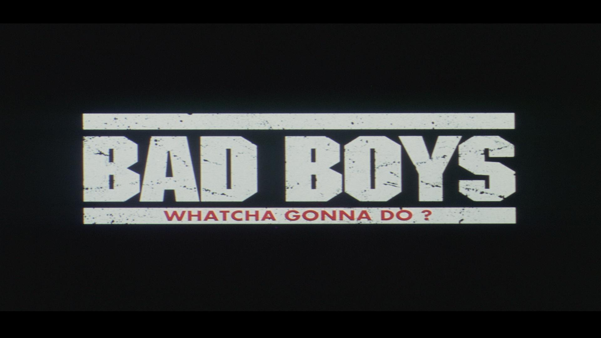 Bad Boys II Bad Girls