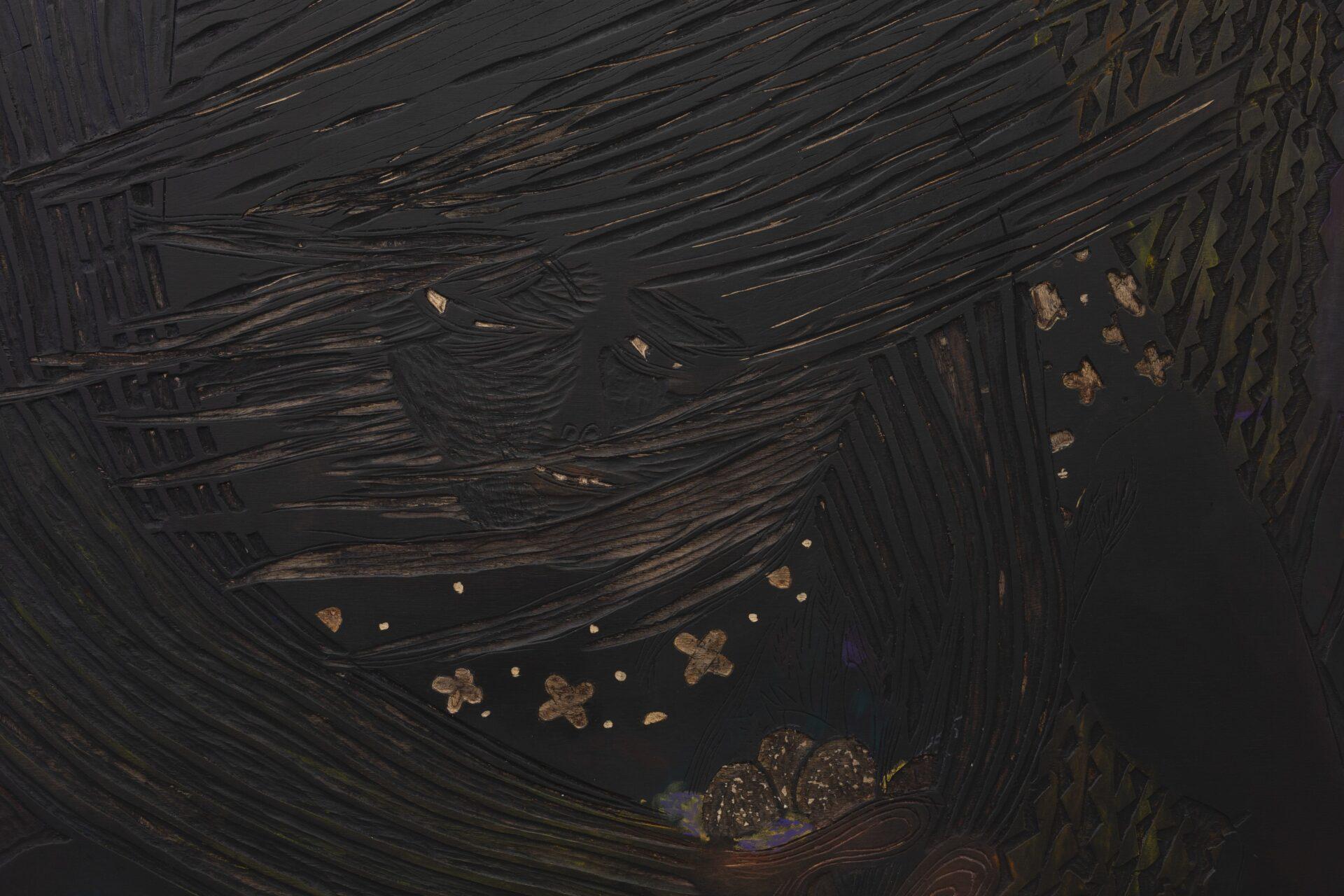 birdnester (detail)