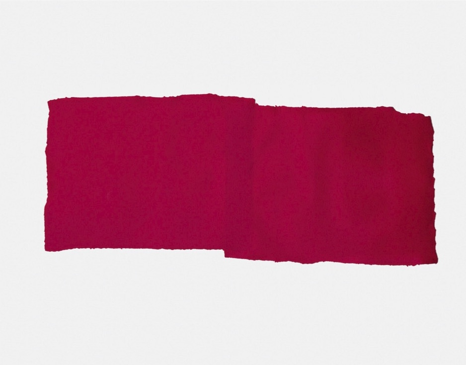 Fabriano Collage (Red)